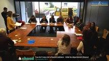 Tour de France de la finance solidaire à Nancy