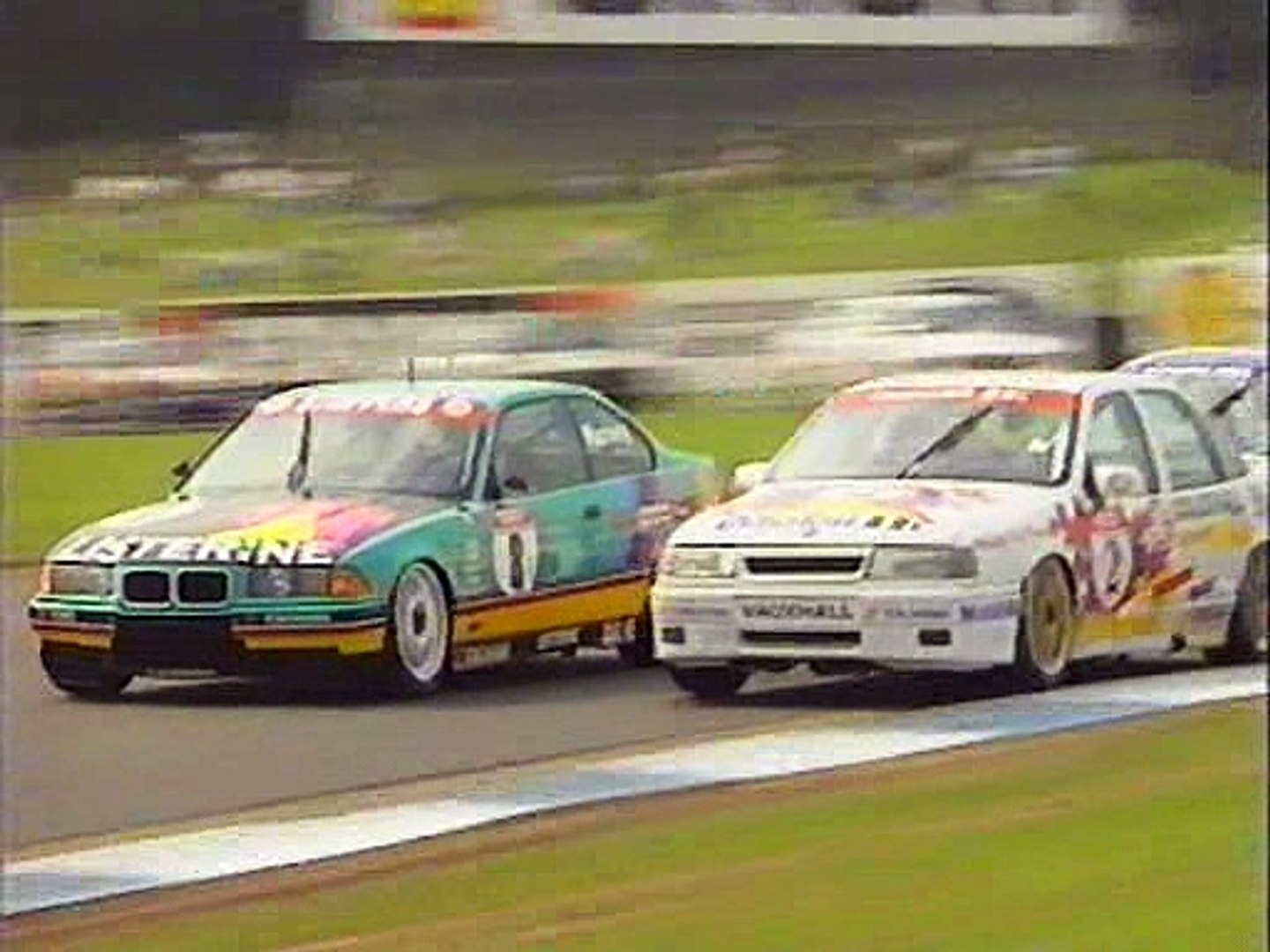 BTCC 1992  Season Review