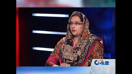 180 Degree Director Operation Punjab Food Authority Dr Rafia With Ahmed Pervaiz Promo City42