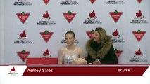 2017 SC Challenge Novice Women Free - Ashley Sales, Natalie Walker, Jolie Chiem