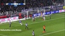 Uros Spajic Goal HD - Charleroi 1-1 Anderlecht - 01.12.2016