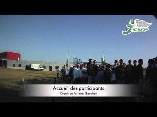 Accueil des participants - JCup Ferté Gaucher 2011