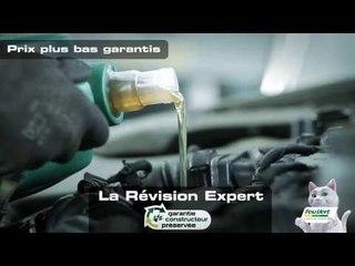 La Révision Expert de Feu Vert - Garantie Constructeur Préservée