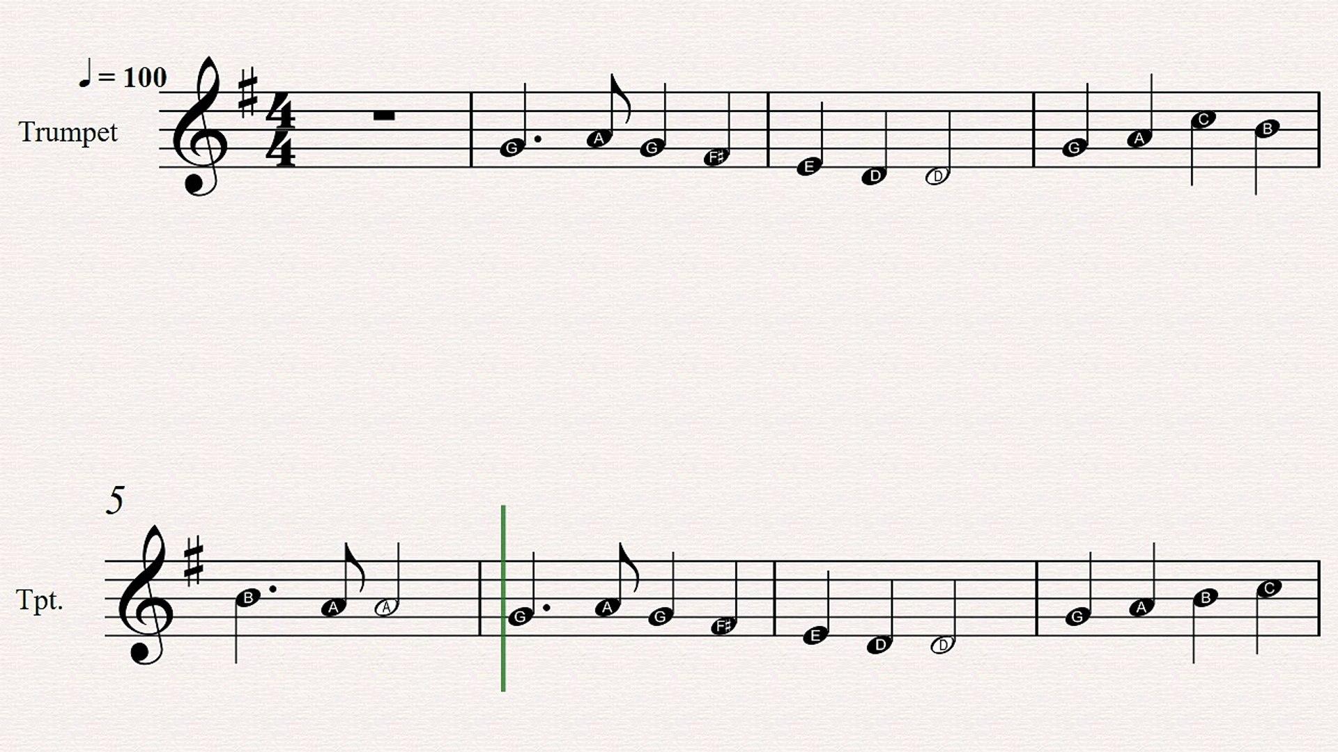 Dashing Through The Snow Piano Sheet Music Free - Best Music Sheet