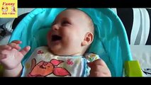 Funny Cute Babies Laughing Compilation  Best Babies Laughing Videos