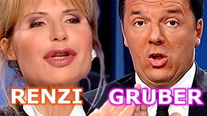Renzi vs Gruber sul Referendum Costituzionale - Sintesi