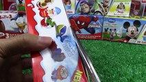 uova di cioccolato Boy Kinder Sorpresa in una volta aperto per i ragazzi 【Uova Sorpresa】00546+it