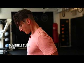 Six-Move Full-Body Fat-Burner Workout