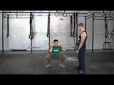 Top 10 Workout Exercises: 1. Front Squat
