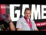 2012 Reebok CrossFit Games Winners