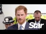 Prince Harry Slams Critics & Defends Girlfriend Meghan Markle!