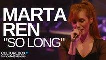Marta Ren - So Long - Live @ Trans Musicales de Rennes 2016