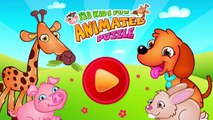 Play Fun Puzzles Baby Games / 123 Kids Fun Animated Puzzle for Baby or Toddlers