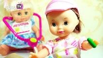 Đồ chơi Bác sĩ - Bác Sĩ Chip Chip Khám Bệnh Cho Anna Doctor Toys set Toys for children