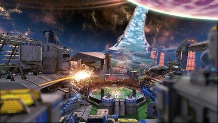 Starbase ARC de Rocket League