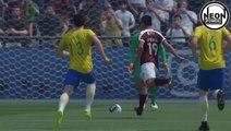 FIFA 17 FUT █ Tiki Taka - Top 5 Goals █ Vol. 2 █  part 3