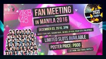 Anime, Cosplay, Gaming Events This Dec 2016 Philippines