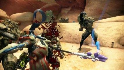 Game Awards Trailer de Warframe