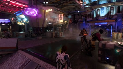Official Gameplay Trailer - 4K de Mass Effect : Andromeda