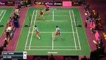 Macau Open 2016   QF   LU Kai/ZHANG Nan - CHEN Hung Ling/Chi-Lin WANG