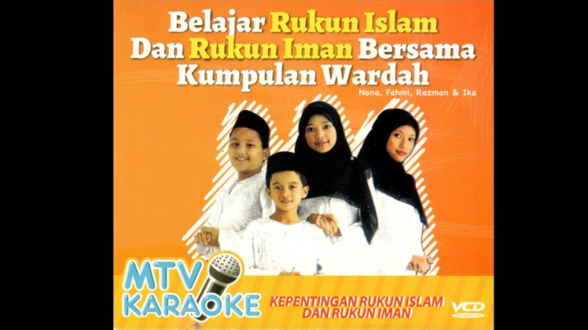 Nana Ft. Fahmi, Razman, Ika - Mengucap Dua Kalimah Syahadat