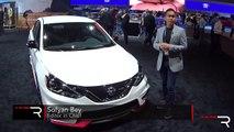 2017 Nissan Sentra Nismo – Redline - First Look – 2016  part 1