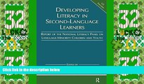 Price Developing Literacy in Second-Language Learners: Report of the National Literacy Panel on