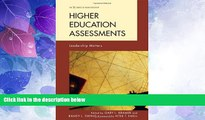 Best Price Higher Education Assessments: Leadership Matters (The ACE Series on Higher Education)