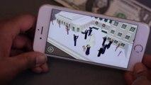 Transformez un billet de banque en la maison blanche en 3D