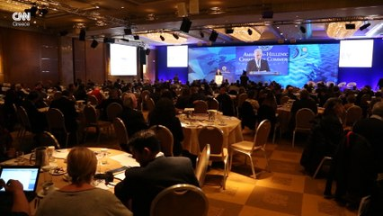Μεταρρυθμίσεις, επενδύσεις και χρέος στο Συνέδριο του Ελληνοαμερικανικού Επιμελητηρίου