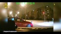 Champions du monde de la conduite : les russes !! Accidents de voitures