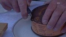 Boite de conserve de hareng pourri de 24 ans d'âge ! Surströmming