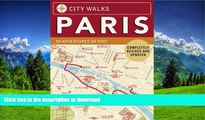 READ BOOK  City Walks: Paris, Revised Edition: 50 Adventures on Foot FULL ONLINE