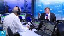 """Mignard, intime de François Hollande : """"si je peux aider Macron, je l'aiderai"""""""