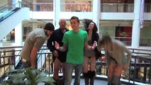 Striptease Prank with Just For Laughs Gags!