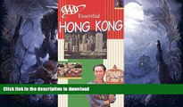 READ BOOK  AAA Essential Guide: Hong Kong (AAA Essential Guides)  BOOK ONLINE