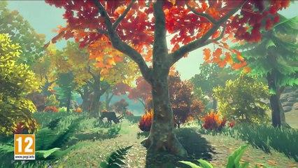 The Legend of Zelda Breath of the Wild : Trailer Inédit