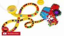 ᴴᴰ Learn colors 3D SURPRISE EGGS for kids - 3D Machine eggs Surprise learn color toy for Baby Kids