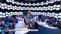 Michel Drucker réagit au retrait de François Hollande - Regardez