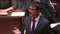 Manuel Valls défend la déchéance de nationalité (30/03/2016)