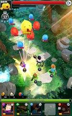 Knight Slinger - Android gameplay PlayRawNow