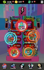 Super Slam - POGS Battle - Android gameplay PlayRawNow