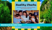 Audiobook Reality Checks: Teaching Reading Comprehension with Nonfiction, K-5 Tony Stead Book