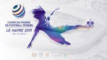 Le Havre, ville candidate pour accueillir la Coupe du monde féminine de la FIFA 2019