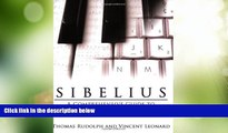 Online Thomas Rudolph Sibelius: A Comprehensive Guide to Sibelius Music Notation Software