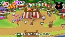 アンパンマンにこにこパーティー はしれ!SLマン! 高画質 アニメ アンパンマン anpanman japanese tv game nintendo wii