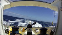 J27 : Kito De Pavant dans l'océan Indien / Vendée Globe