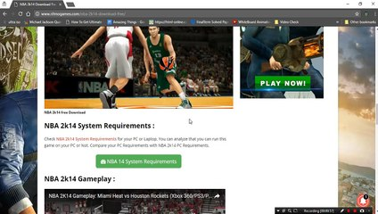 How to Download and Install NBA 2k14 on PC for Free without any Error - Rihno Games