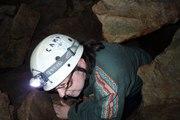 Spéléologie : Grotte du rocher du serpent à Plougastel-Daoulas