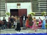 Dressage équestre et Flamenco à Soustons